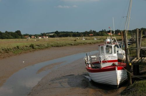 Thornham Staithe, Thornham, North Norfolk