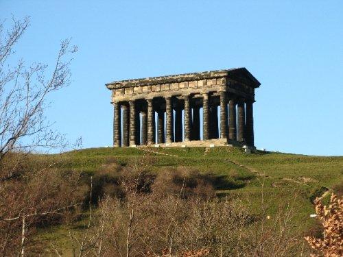 Penshaw Monument, Sunderland, Tyne & Wear.