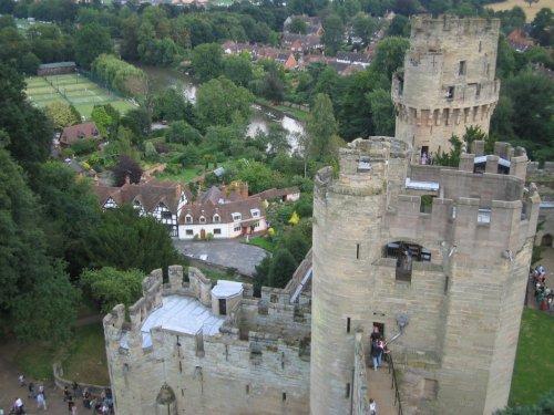 Warwick Castle, Warwickshire (2006)