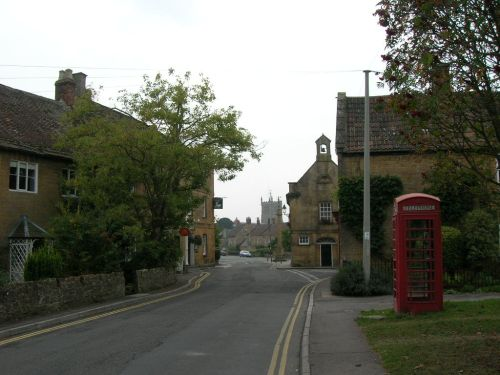 A picture of Martock