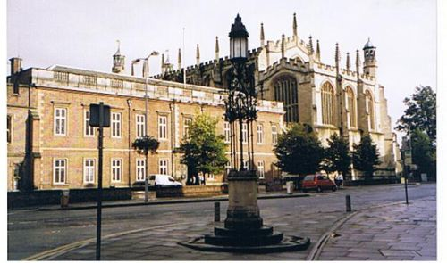 Eton College in Berkshire.