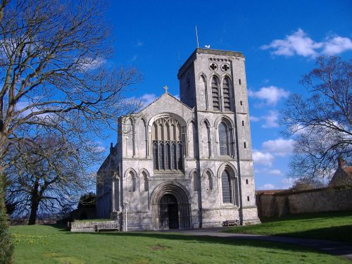 St Mary's Priory Church, Old Malton, North Yorkshire.