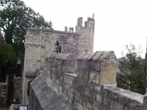 Top of Mickelgate Bar, York, North Yorkshire