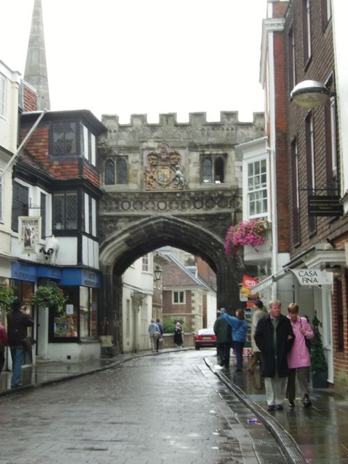 North Gate, Salisbury, Wiltshire