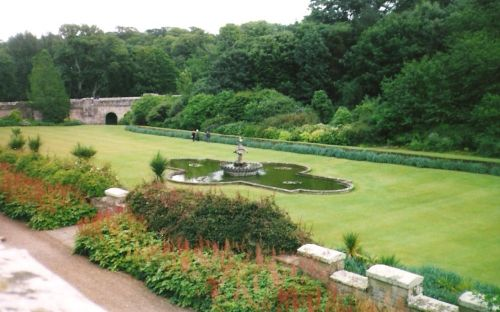 Culzean Castle & Country Park, West coast of Scotland
