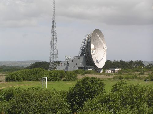A picture of Goonhilly Downs