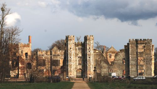 Cowdray House, Midhurst, West Sussex