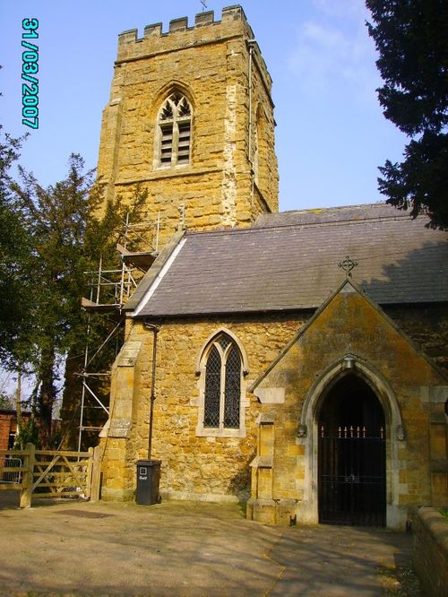 Parish Church of St Thomas, Market Rasen, Lincolnshire