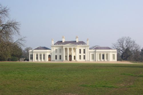 Hylands house, Hylands park, Chelmsford, Essex
