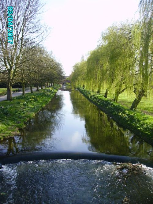 Kings Park in Retford, Nottinghamshire.