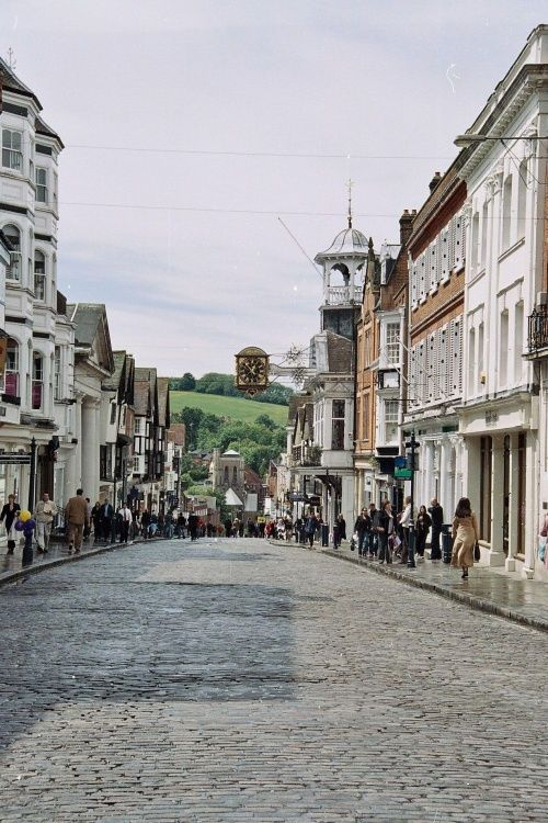High Street, Guildford, Surrey