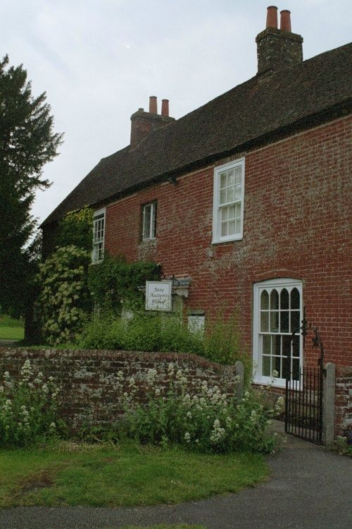 Jane Austen's house, Chawton