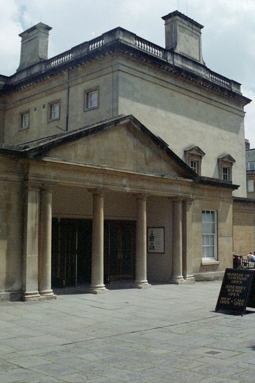 Assembly Rooms, Bath