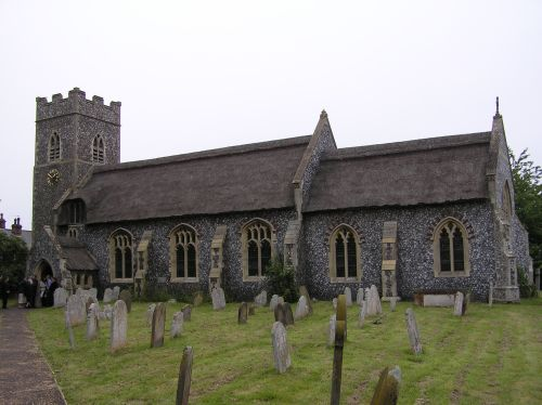 St. Margaret's church, Fleggburgh, Norfolk