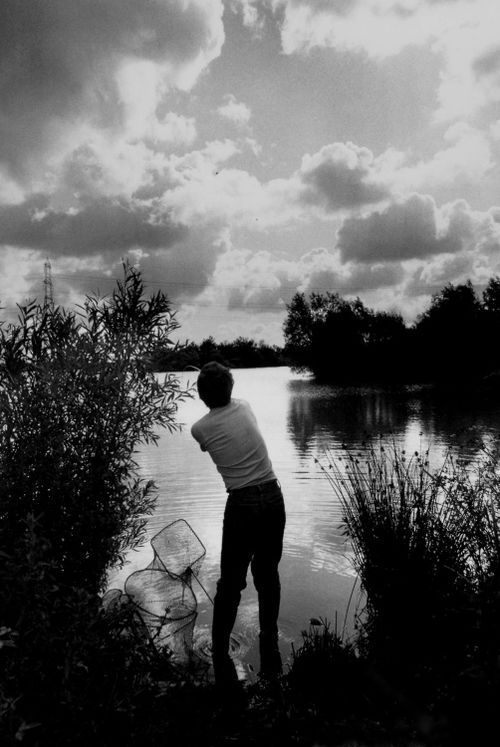 Fishing, Theale, Reading, Berkshire