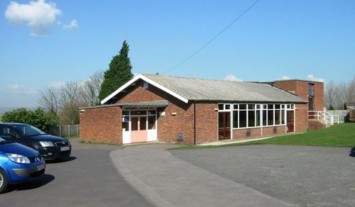 Upchurch village hall, next to St Mary's Church. Kent