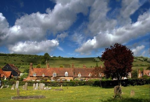 A picture of Turville
