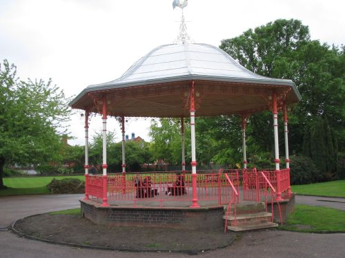 The bandstand victoria park denton greater manchester - Denton swimming pool denton manchester ...