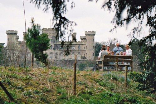Eastnor  Castle, nr Ledbury, Herefordshire