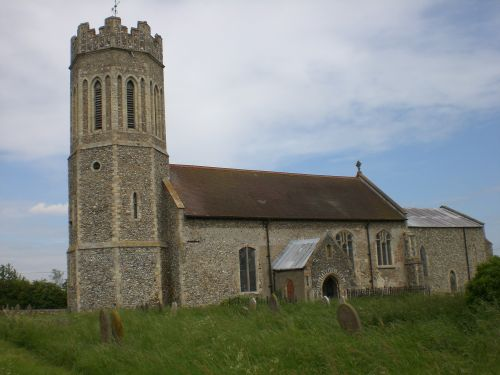 Toft Monks, Norfolk