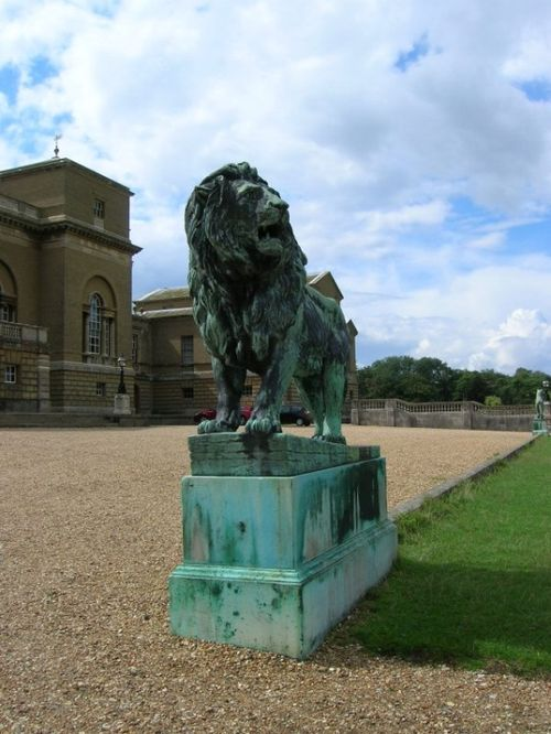 Holkham Hall Gardens - Norfolk