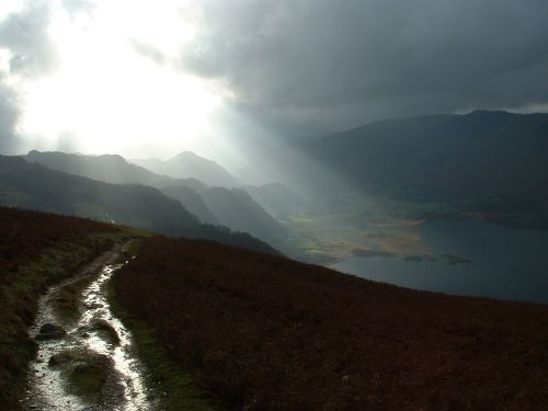 Walla Crag - Borrowdale - Lake District
