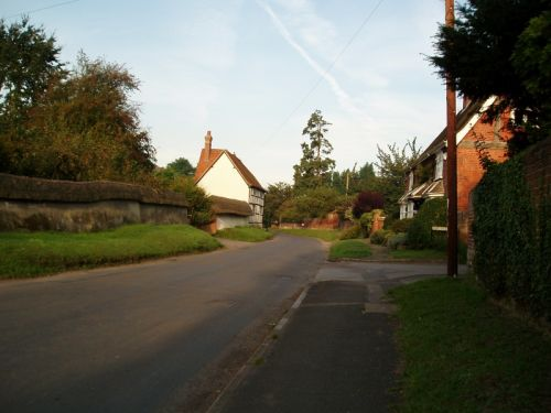 East Hendred, Oxfordshire
