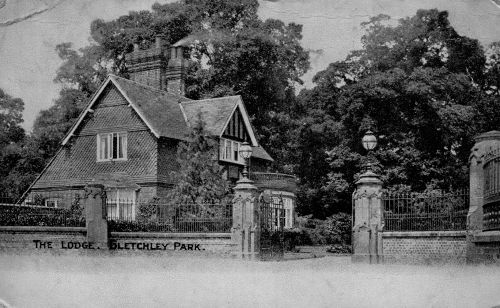 The Lodge, Bletchley Park
