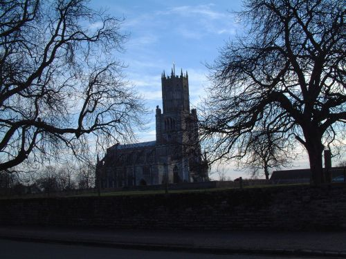 All Saints Church, Fotheringhay