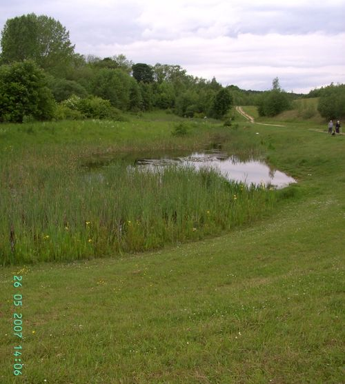 Poulter Country Park, Nether Langwith, Derbyshire