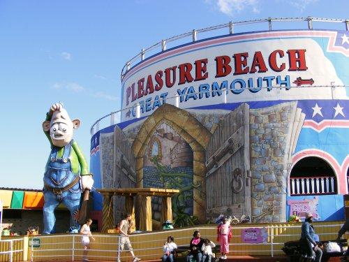 Great Yarmouth Pleasure Beach