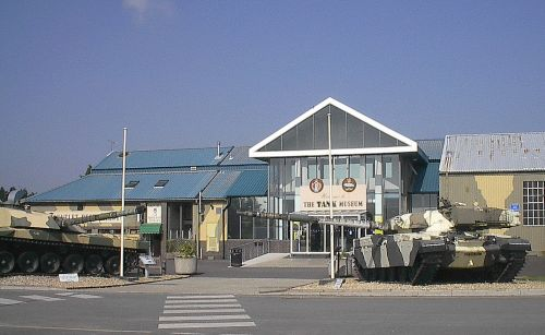 Tank Museum, Bovington Camp, Athelhampton, Dorset