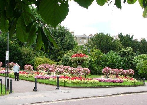 Victoria Park, Bath, Somerset