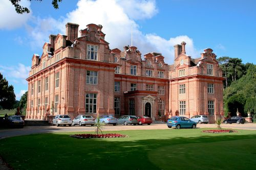 View Of Broome Park Golf Club Mansion House In Canterbury Kent Wallpaper Background ID 1043882