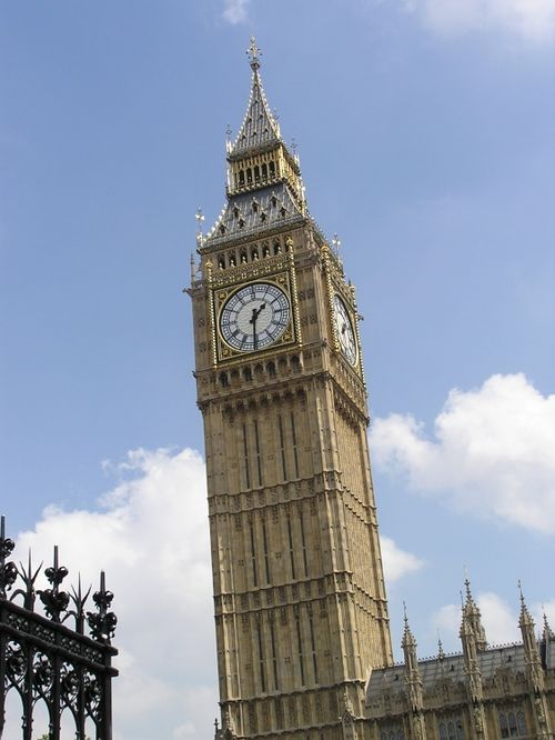 Big Ben, London, Greater London