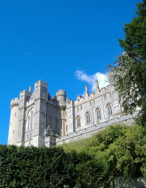 Arundel Castle, Arundel, West Sussex