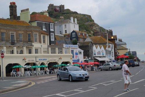 Hastings - Cliff Train
