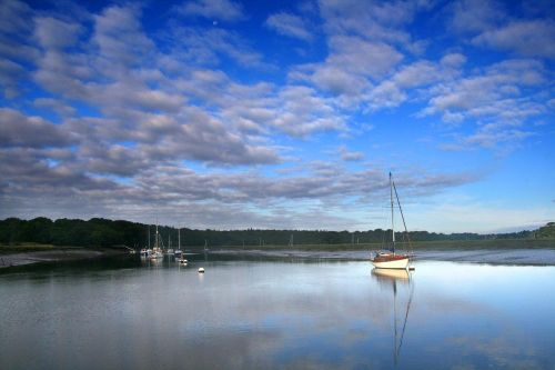 Beaulieu River, near Buckler's Hard