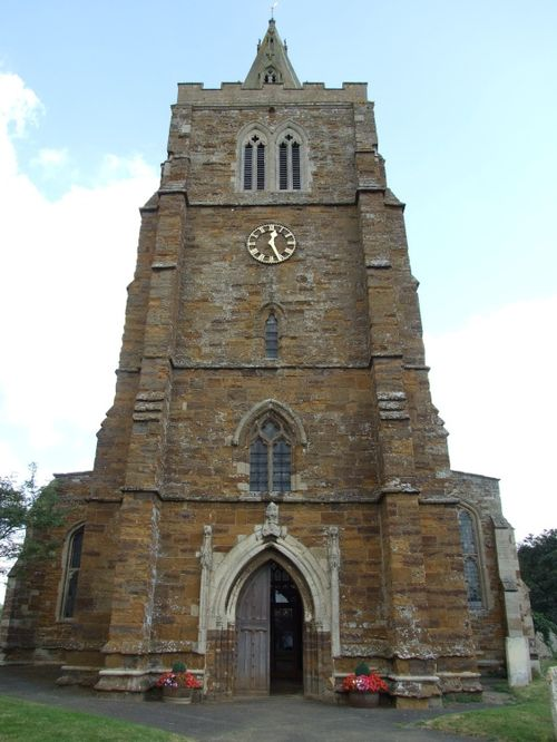 St Andrew's Church, Lyddington