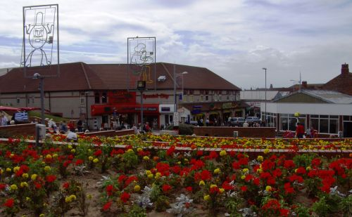 The Prom at Mablethorpe, Lincolnshire