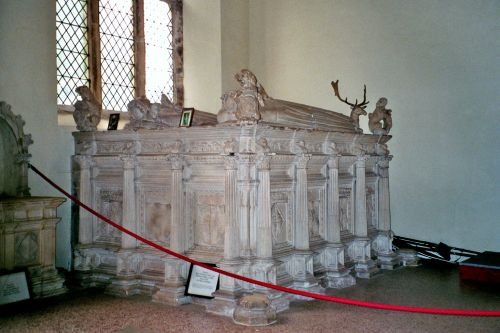 Howard tomb, St Michael's Church, Framlingham, Suffolk