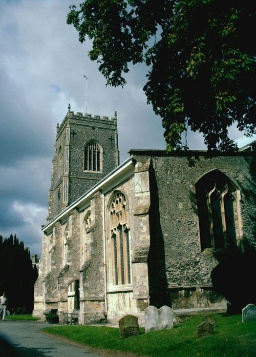 St Michael's Church, Framlingham, Suffolk