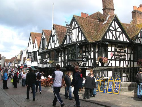 The old weavers house, Canterbury