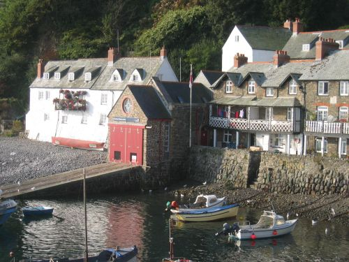 The Harbour, Clovelly, Devon