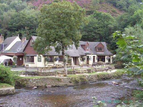 The Fingle Bridge Inn