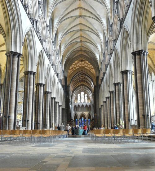 Stephen .'s Pictures of Salisbury Cathedral