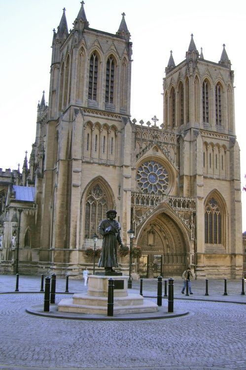 Bristol Cathedral, Somerset
