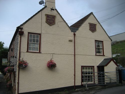 The White Hart, Cheddar, Somerset