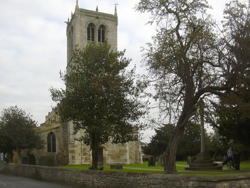 St Mary the Virgin, Sprotbrough, South Yorkshire