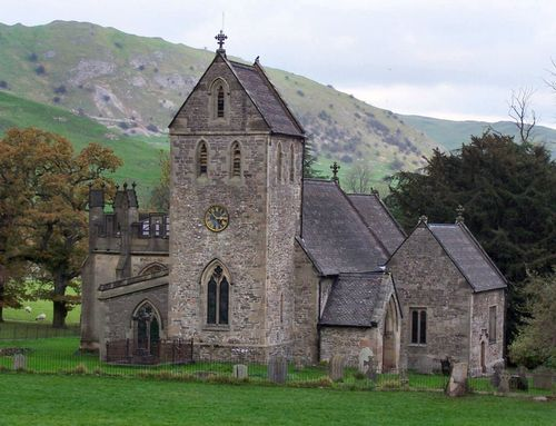 Ilam Park Church, Derbyshire
